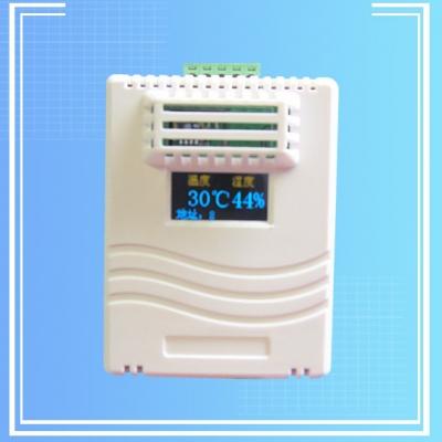 智能温湿度检测单元